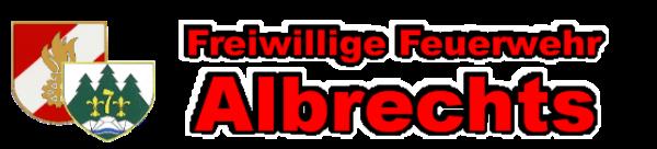 FF Albrechts – Homepage der Freiwilligen Feuerwehr Albrechts